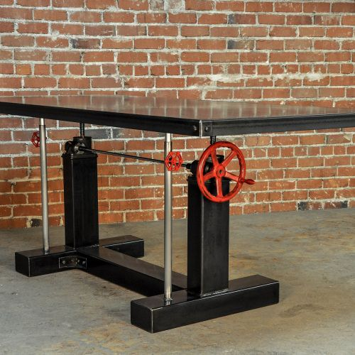 Steel Crank Table