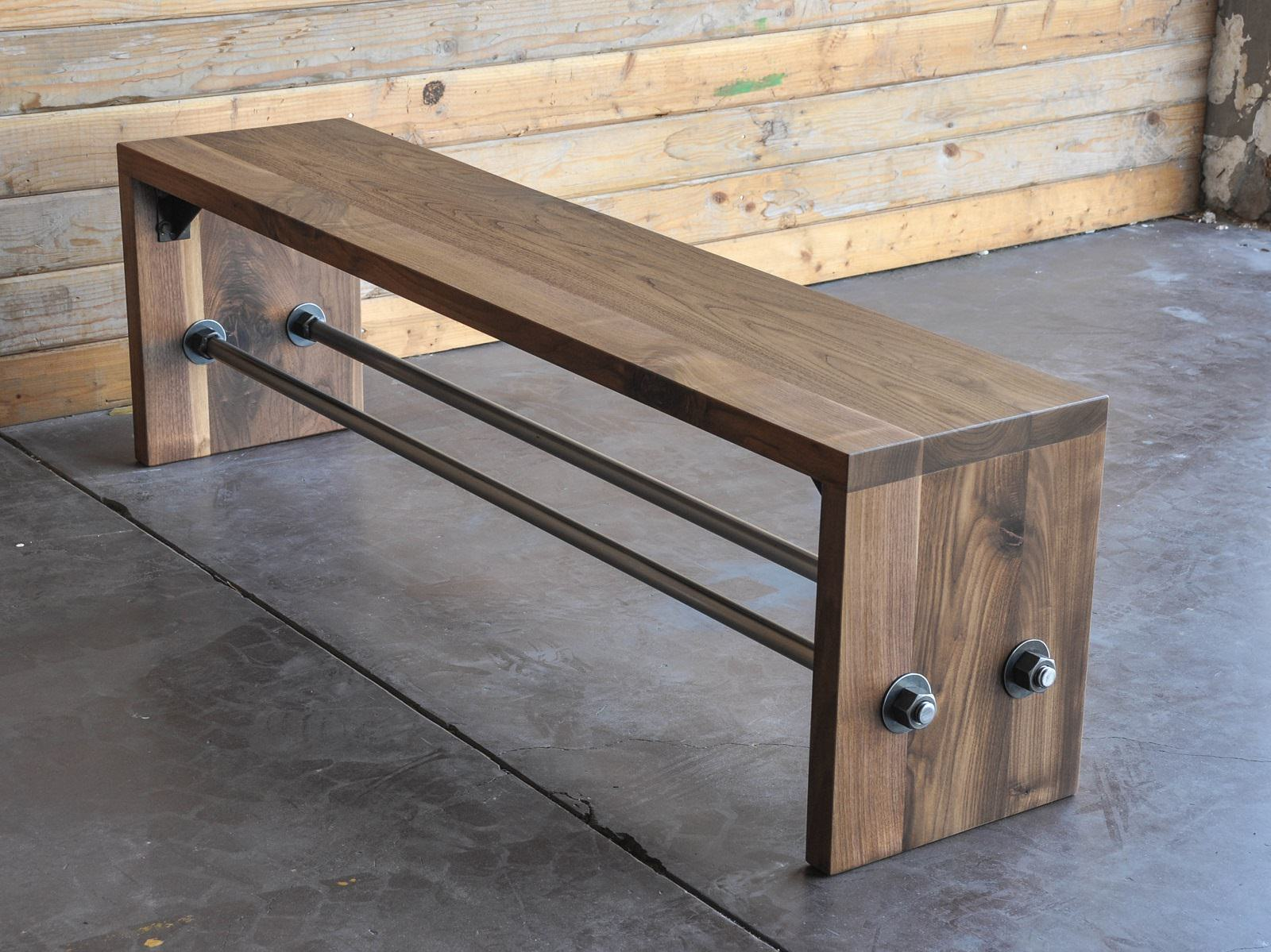 Vi Bench Vintage Industrial Furniture
